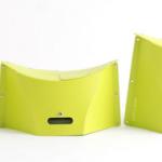 お花見やアウトドアにも活躍できそうな軽量で持ち運びやすい折りたたみ椅子「PATATTO mini」